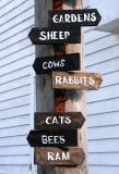 Codman Farm Sign