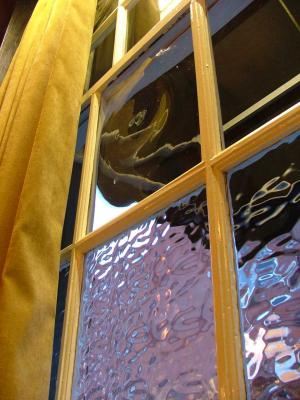 Window in London Pub
