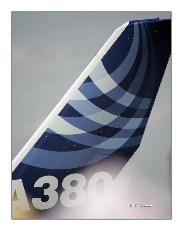 Airbus A380 - Bourget Air Show - Paris