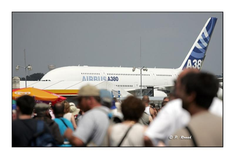 Le Bourget 2005