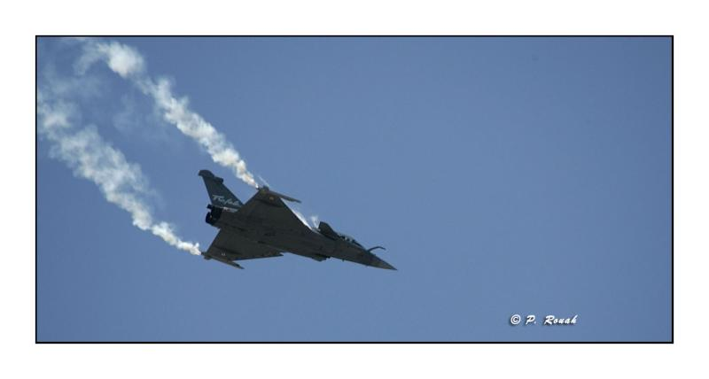 Dassault Rafale - Bourget Air Show - Paris