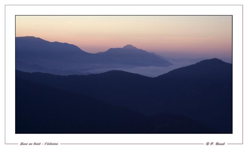 Sans un bruit - peaceful sunrise