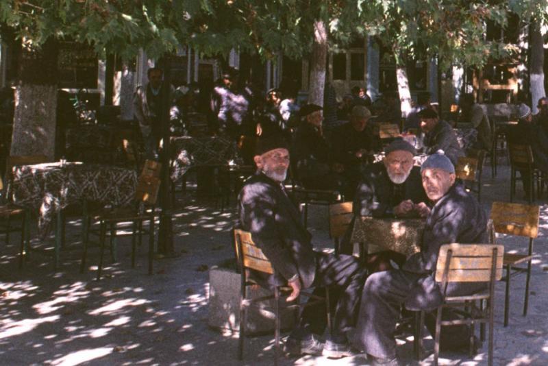 Yalvac tea garden