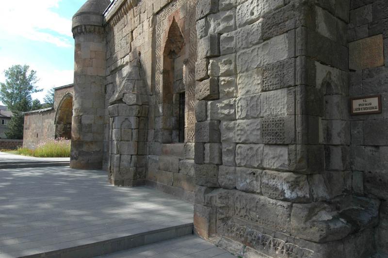 Bitlis Ihasiye Serafhan Medresesi 1442