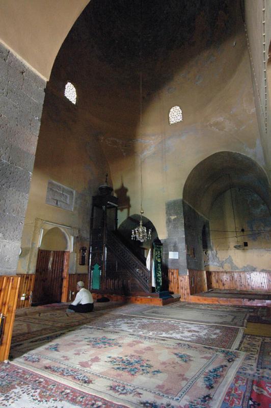 Bitlis Serefli Mosque 1319