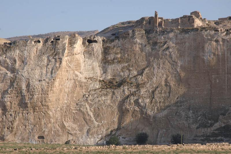 Hasankeyf the citadel rock 1941