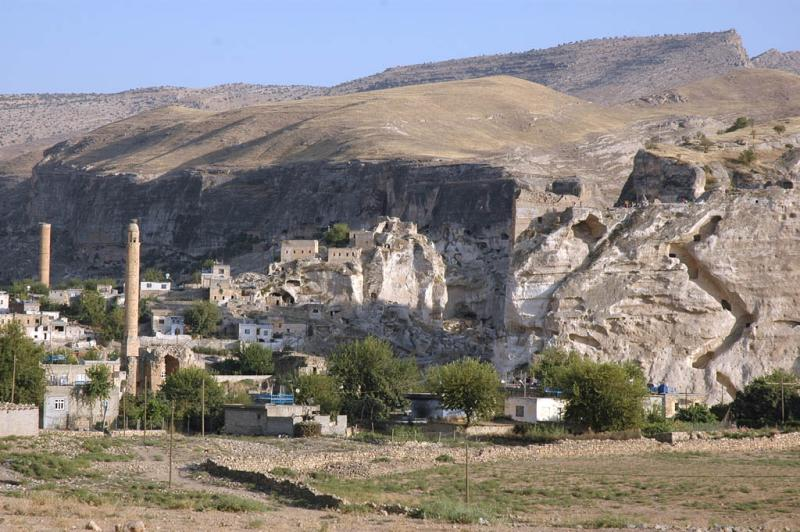 Hasankeyf Village from across river 1945