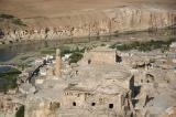 Hasankeyf view from citadel 1911