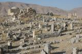 Hasankeyf graveyard in Kale 1881