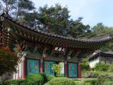 Chaeunsa  temple