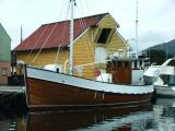 Lyngøy is the name of this fishingboat