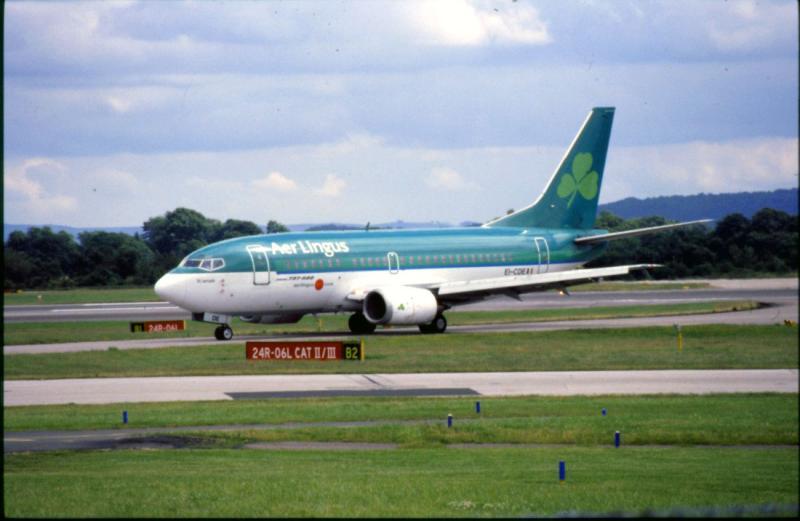 Plane Air Lingus