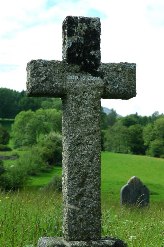 Cross God is Love 132