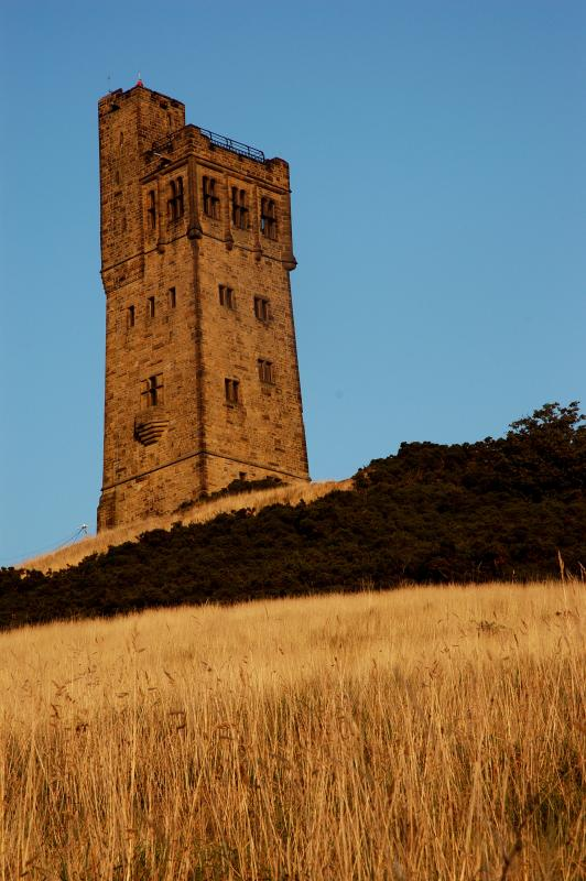 Castle Hill in Yorkshire 131