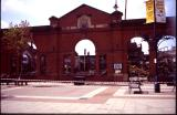 Ashton-Under-Lyne Victorian Market Hall after the Fire