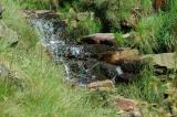Waterfall off the Woodhead Pass 87