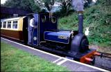 Little North Wales Train Holy War
