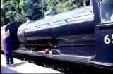 Train Steam Engine.