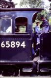 Steam Train 65894.