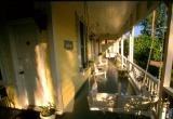hostel porch a.m.