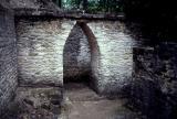 Mayan arch-Cahal Pech
