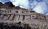 Mayan frieze-Xunanuntich
