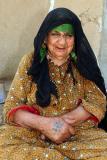 Egyptian lady