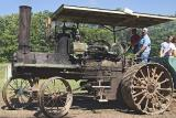 Geiser Steam Tractor