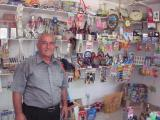 An English-speaking man who runs a shop in Quba.  He gave me a free bottle of perfume.