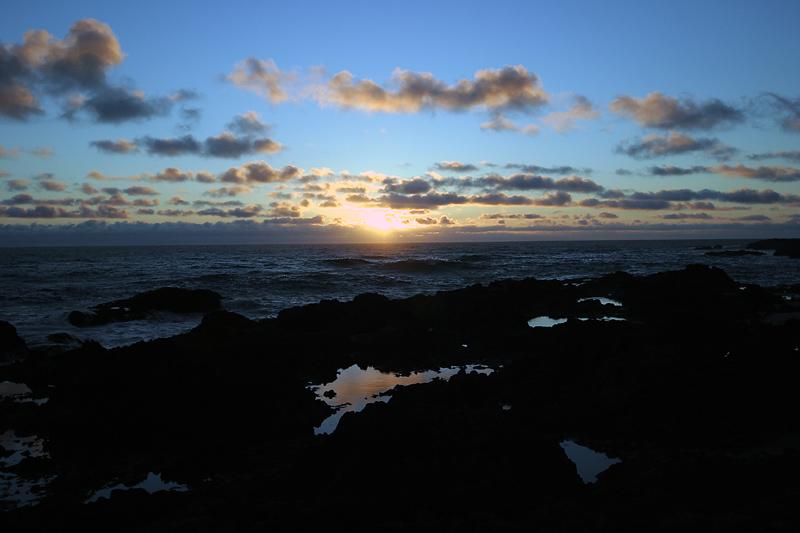 Oregon Coast Sunset on beach.jpg