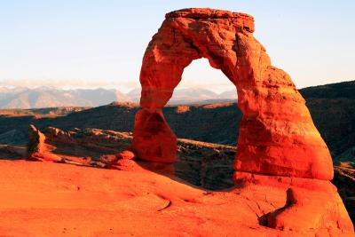 Delicate Arch at Sunset Later.jpg