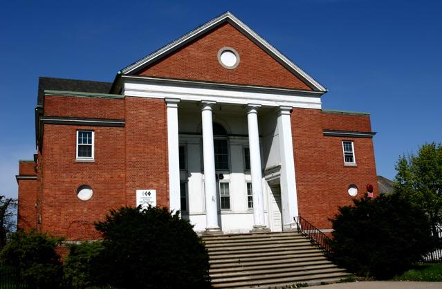 Second United Presbyterian Church