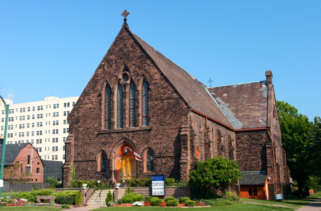 Church Of The Ascension Episcopal Church