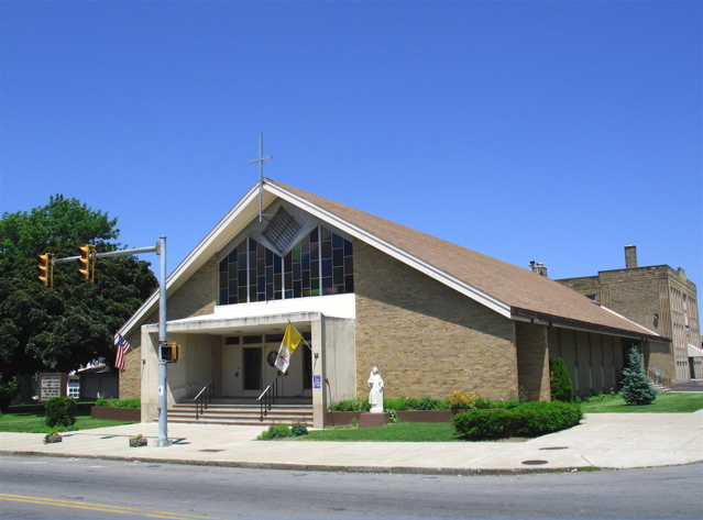 St. Lawrence RC Church