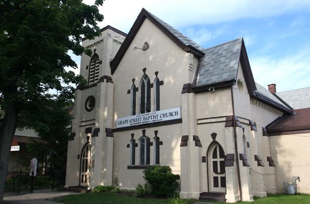 St. Pauls Evangelical United Brethren Church