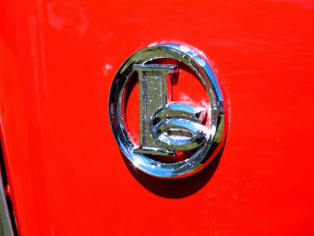 55 Ford I6