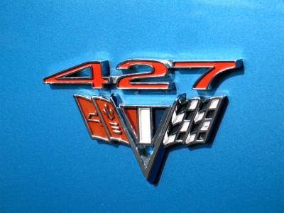 67 Chevy Impala 427 SS