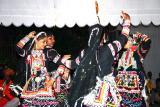 Rajasthani dancers, Dilli Haat, Delhi