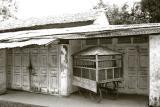 Abandoned shop, Garli