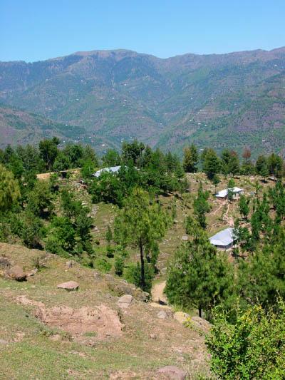 Rawalakot area