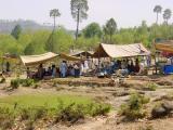 Local gathering in Darliya