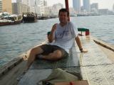 Sweating on The Creek, Dubai
