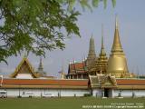 Wat Phra Kaew, Bangkok - Thailand
