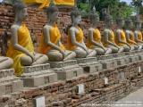 Wat Yai Chaimongkon, Ayutthaya - Thailand