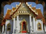 Wat Benchamabophit, Bangkok - Thailand