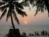 Sunset, Jomtien - Thailand