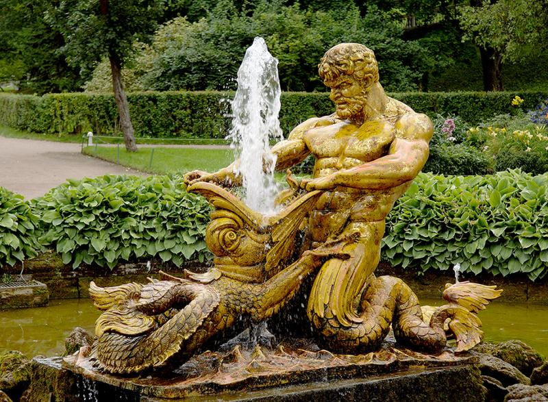 Neptune Subdues a Fish in a Fountain.jpg