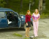 Russian Girls Watch Cruise Ship Pass.jpg