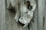 6/14/05 - Face in Old Barn