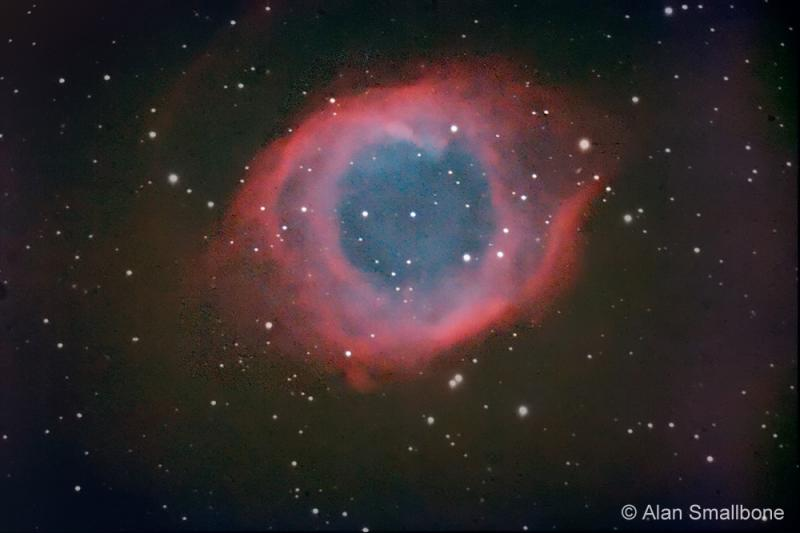 Helix Nebula - NGC 7293